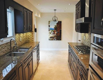 SOLIDWOOD CABINETS